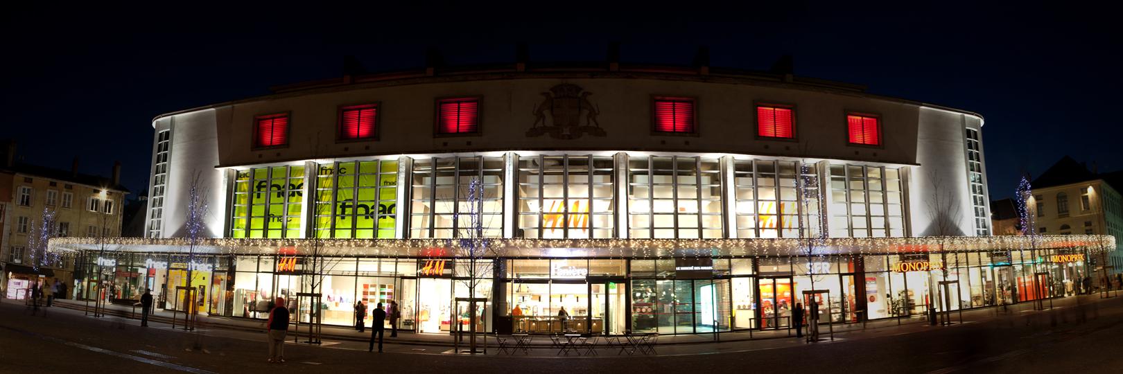 20 Les Halles de Chambéry