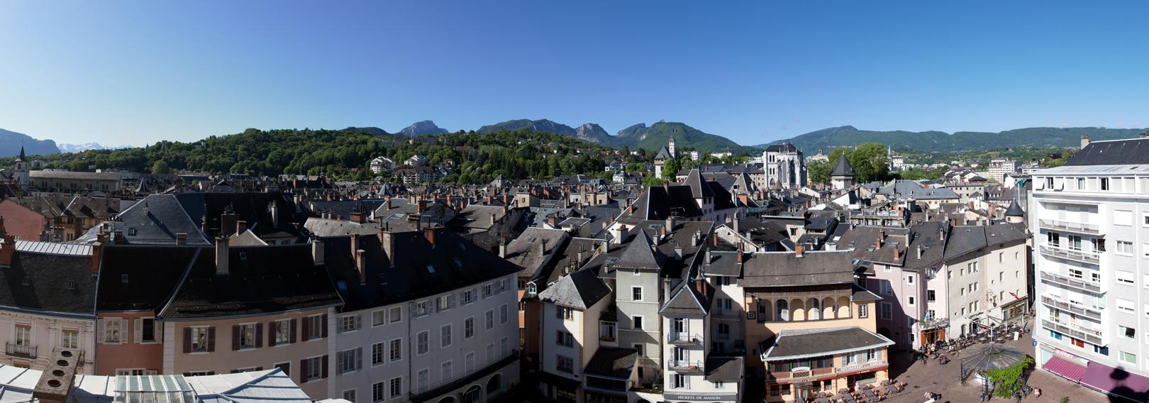10 Centre historique de Chambéry