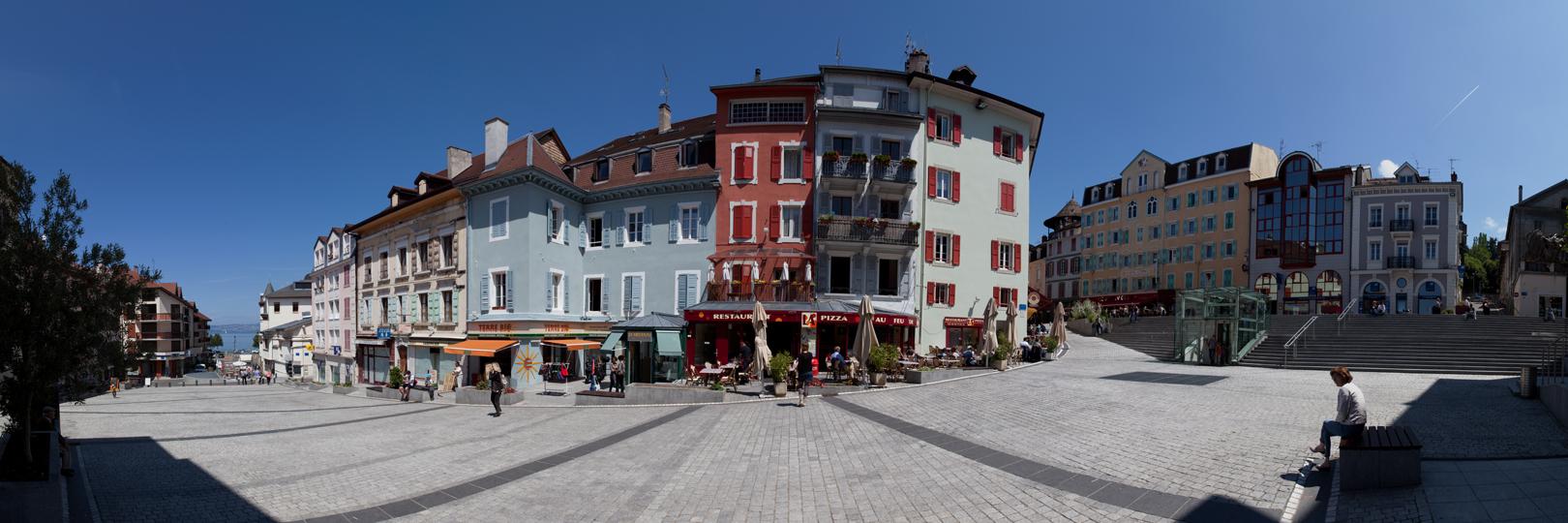 08 Place Charles de Gaule  Evian-les-Bains