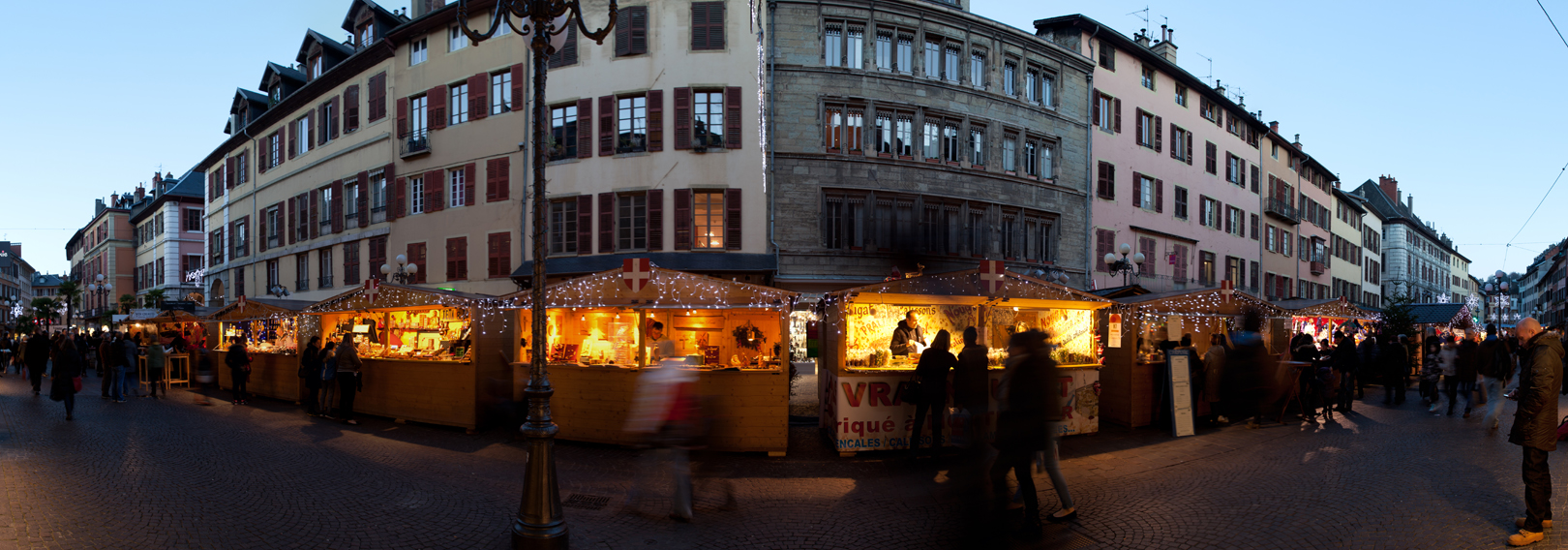 034 Marché de Noël 2014 Chambéry