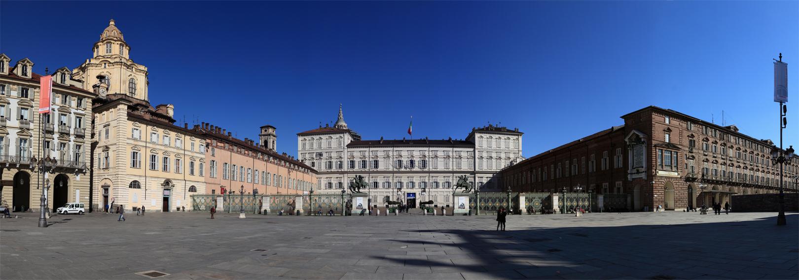 039 Piazza Castello Turin