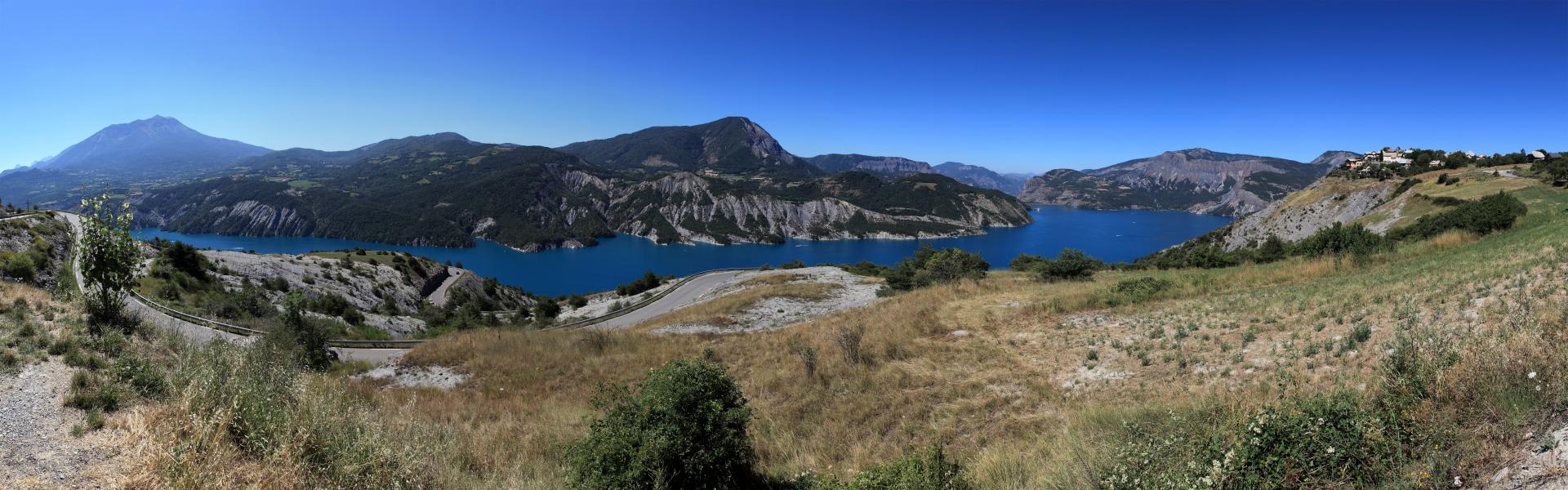 047 Lac de Serre-Ponçon