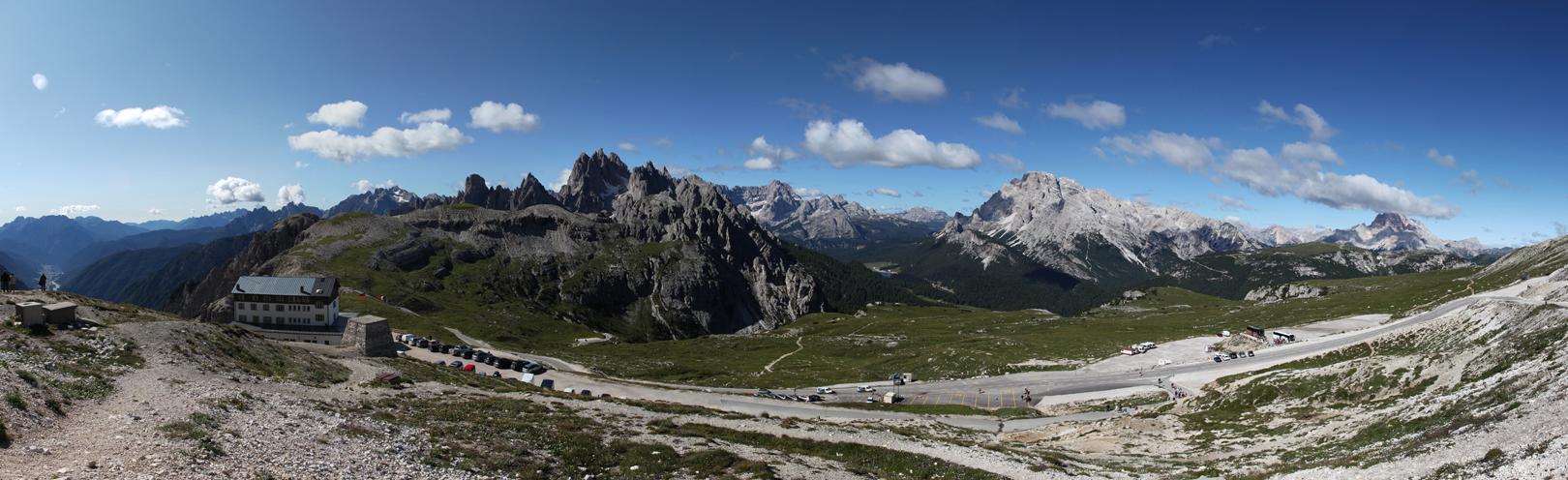 23 Massif des Dolomites