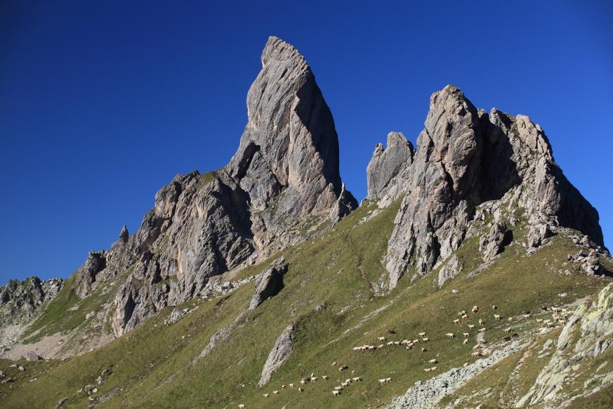 13 Pierra Menta Massif du Beaufortin
