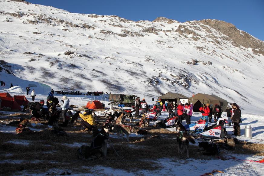 La Grande Odyssée Savoie Mont-Blanc 2012