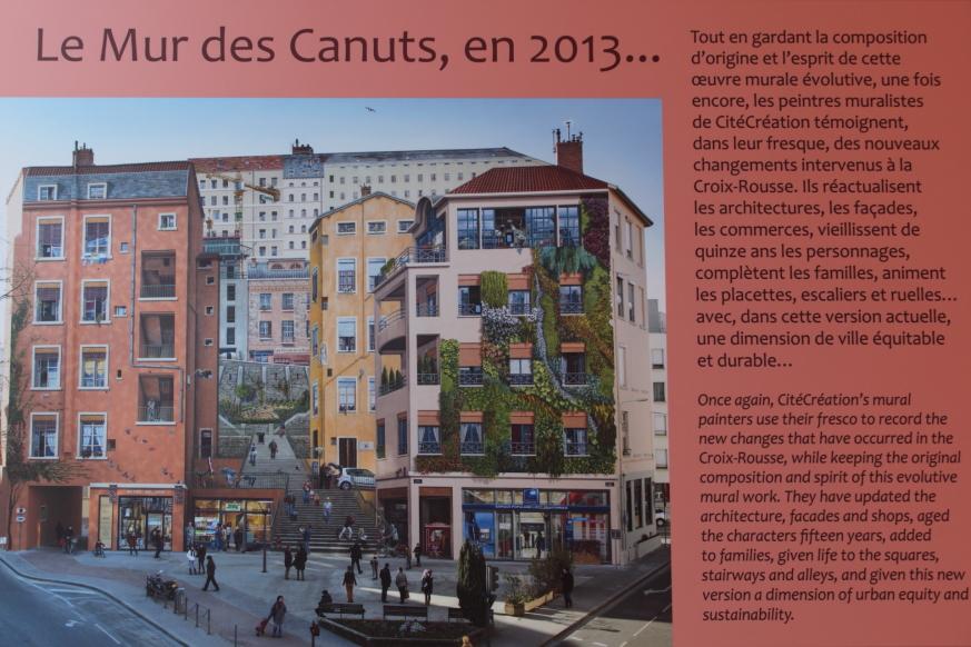 01 Mur des Canuts - Lyon