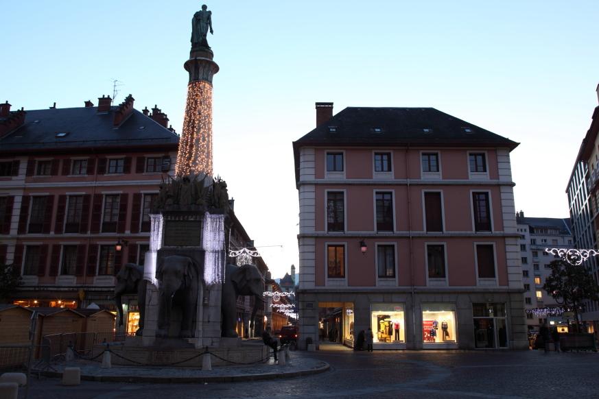 01 Marché de Noël 2011 - Chambéry