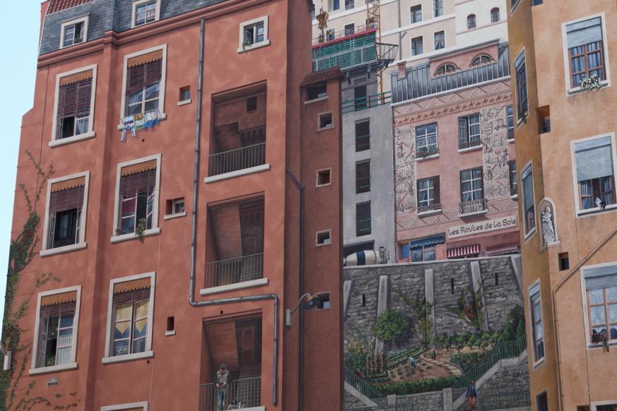 03 Mur des Canuts - Lyon