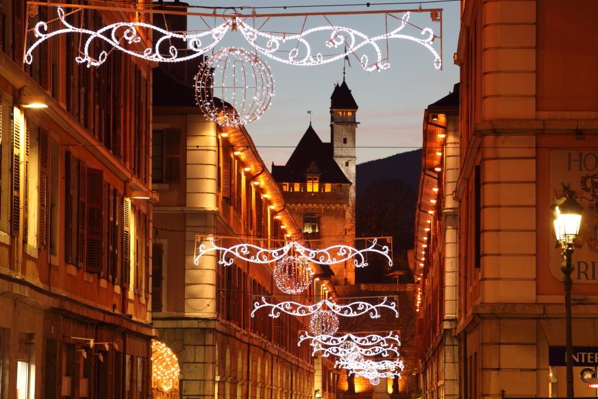 Noël 2011 – Chambéry