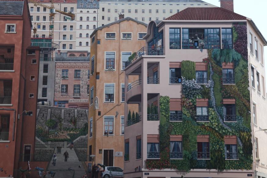 04 Mur des Canuts - Lyon