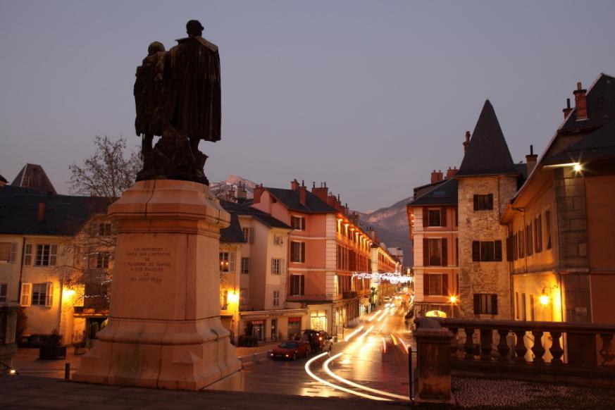 04 Marché de Noël 2011 - Chambéry