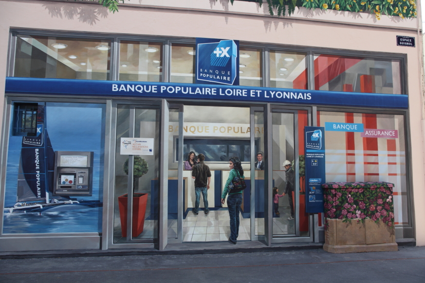 05 Mur des Canuts - Lyon