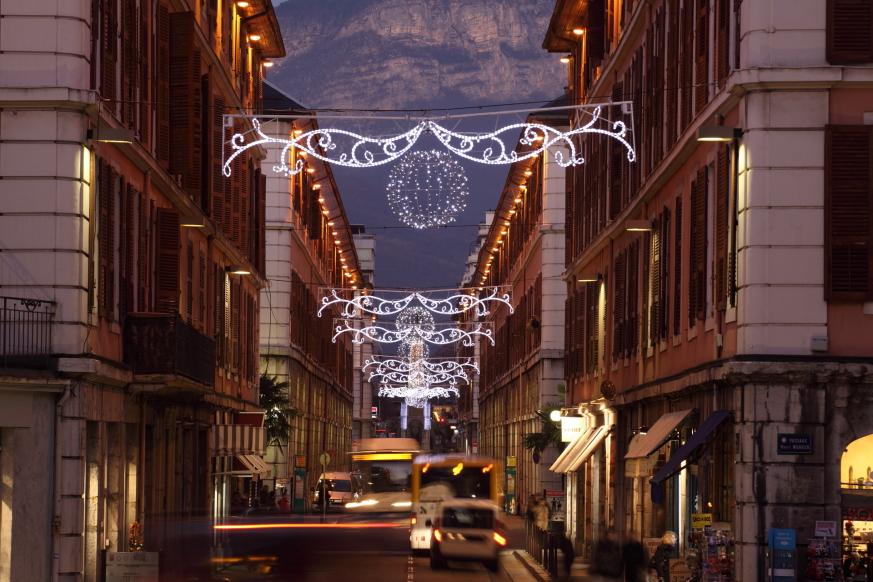 06 Marché de Noël 2011 - Chambéry