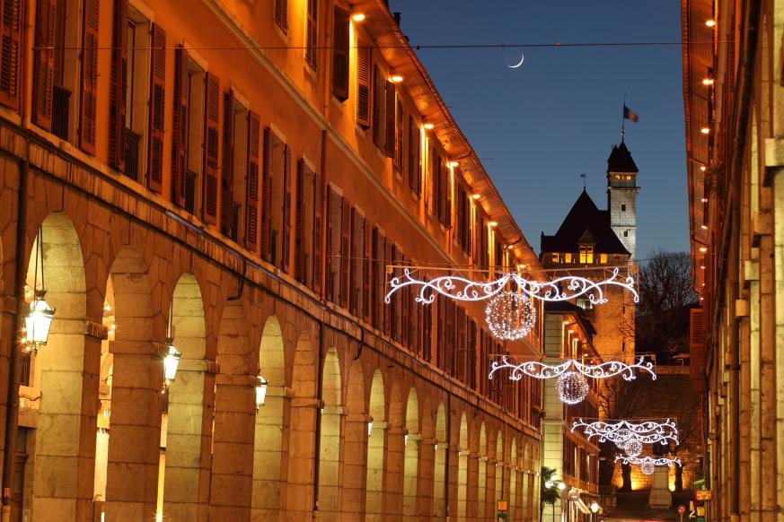 07 Marché de Noël 2011 - Chambéry