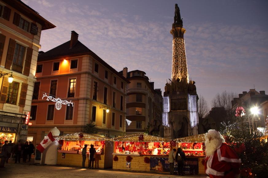 08 Marché de Noël 2011 - Chambéry