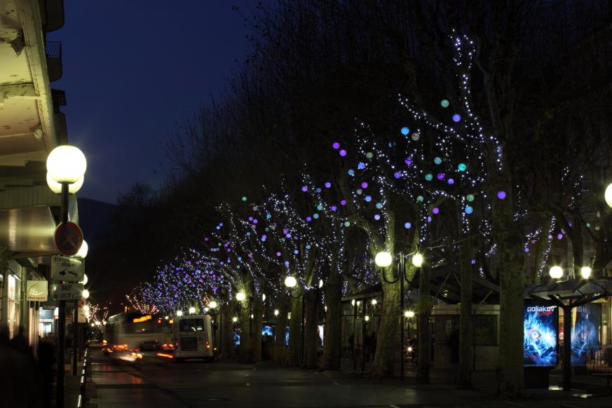 09 Marché de Noël 2011 - Chambéry