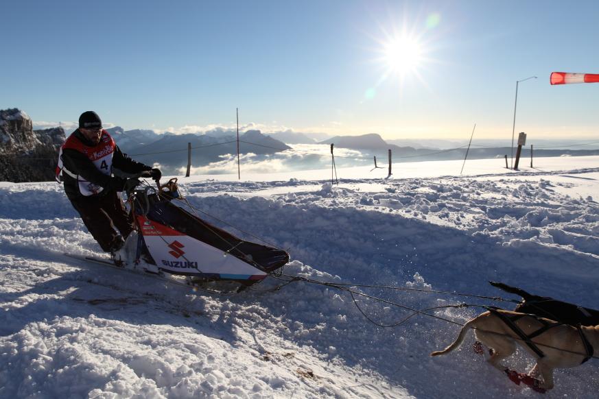 10 La Grande Odyssée  Savoie Mont-Blanc 2014