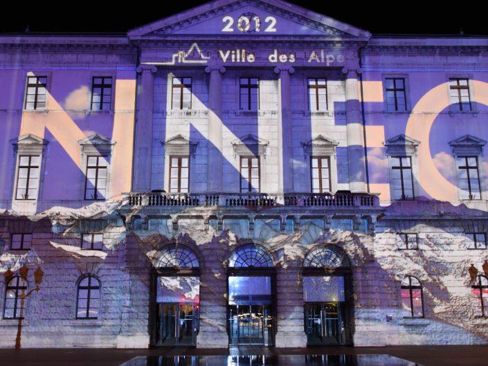Noël des Alpes 2012 - Annecy