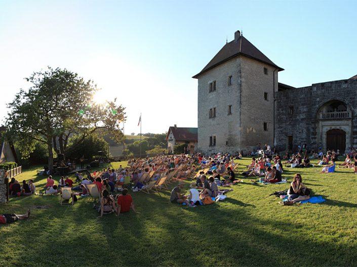 Le Château de Clermont