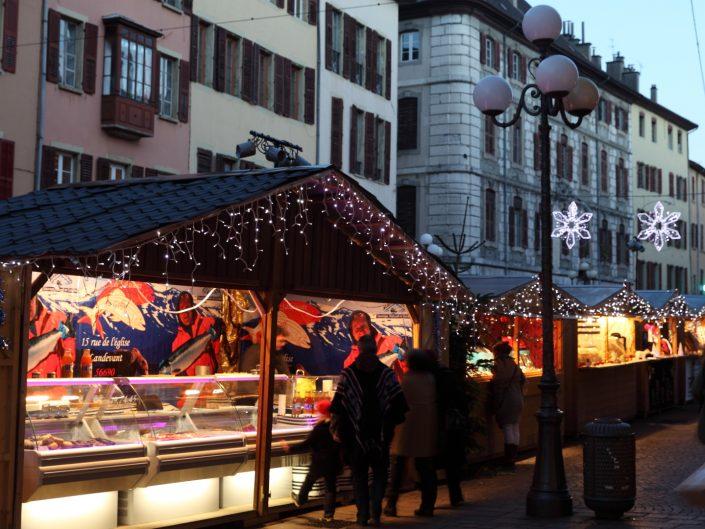 Marché de Noël  2014 – Chambéry