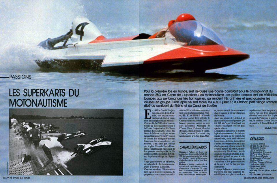 Le Pavé dans la Mare (Moto Magazine) n°42