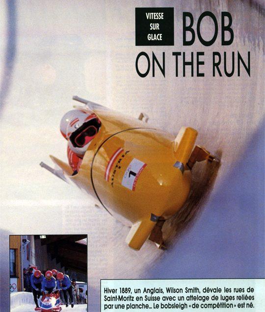 Moto Magazine Hiver 1992