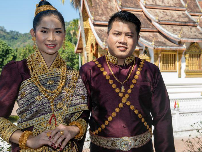 Portraits du Laos