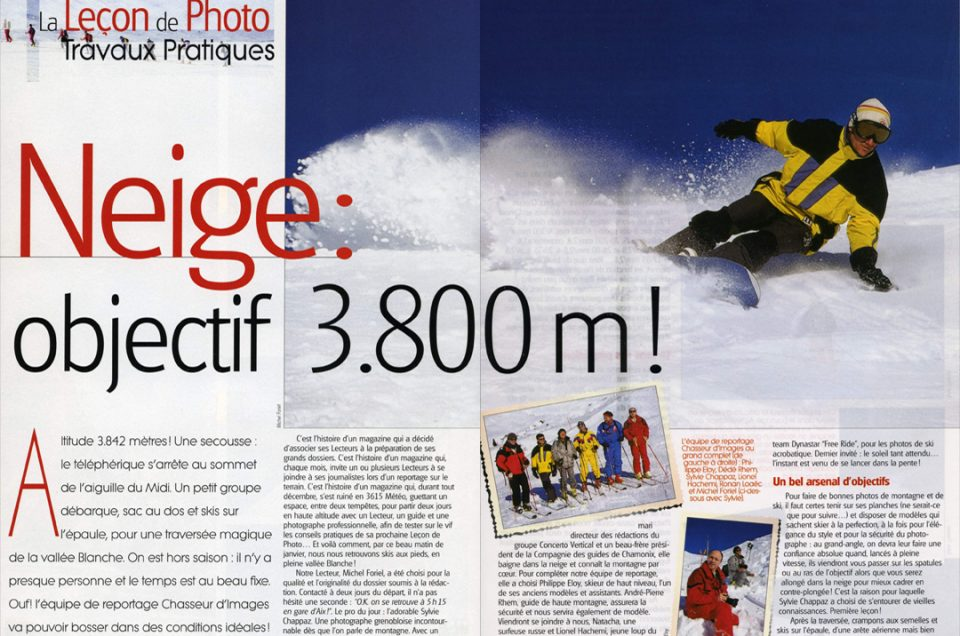 Chasseur d'Images n°201
