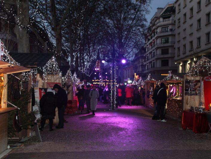 Marché de Noël 2012 - Chambéry