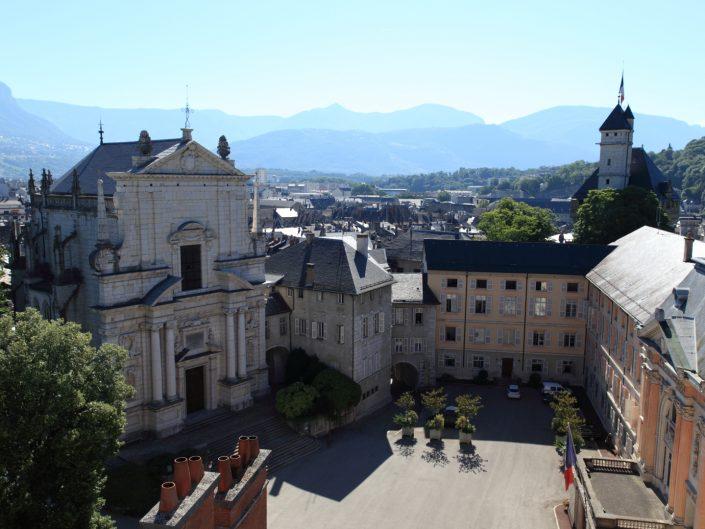 La Sainte Chapelle - Château des ducs de Savoie