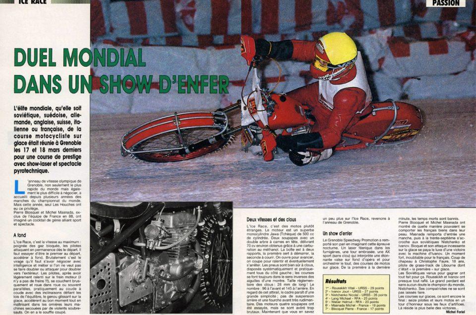 Le Pavé dans la Mare (Moto Magazine) n°58