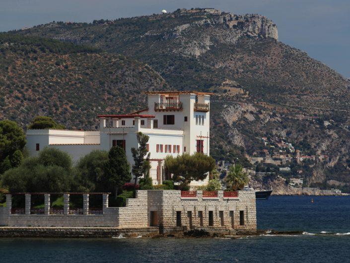 La Villa Kérylos - Un Palais grec sur la Côte d'Azur